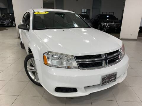 2014 Dodge Avenger for sale at Auto Mall of Springfield in Springfield IL