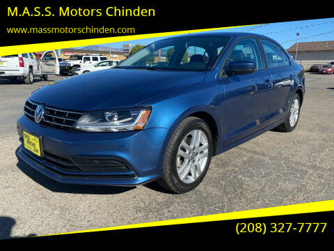 2018 Volkswagen Jetta for sale at M.A.S.S. Motors Chinden in Garden City ID
