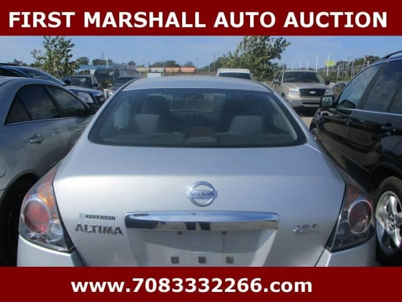 2011 Nissan Altima 2.5 4dr Sedan - Harvey IL