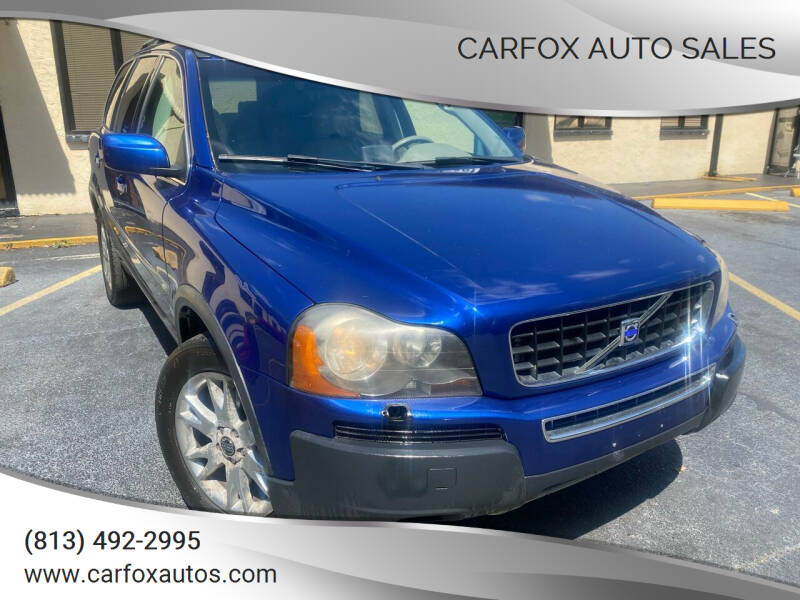 2006 Volvo XC90 for sale at Carfox Auto Sales in Tampa FL