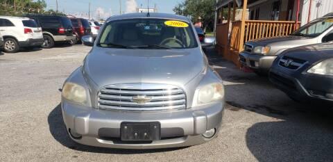 2006 Chevrolet HHR for sale at Anthony's Auto Sales of Texas, LLC in La Porte TX