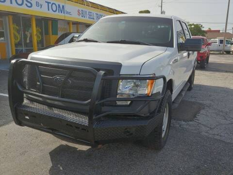 2011 Ford F-150 for sale at Autos by Tom in Largo FL