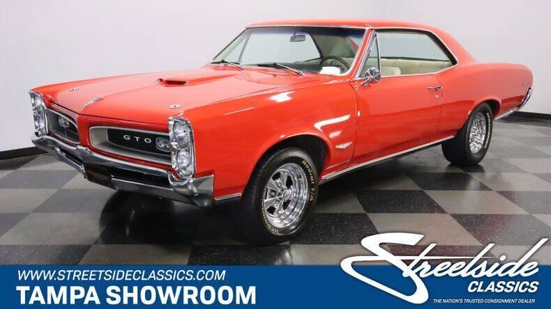 1966 Pontiac GTO for sale in Tampa, FL