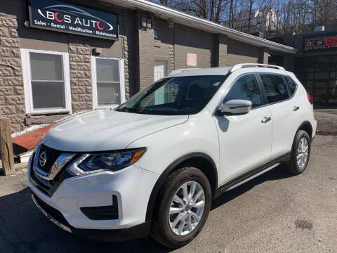 2017 Nissan Rogue for sale at Bos Auto Inc in Quincy MA
