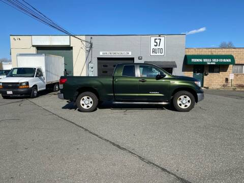 2010 Toyota Tundra for sale at 57 AUTO in Feeding Hills MA