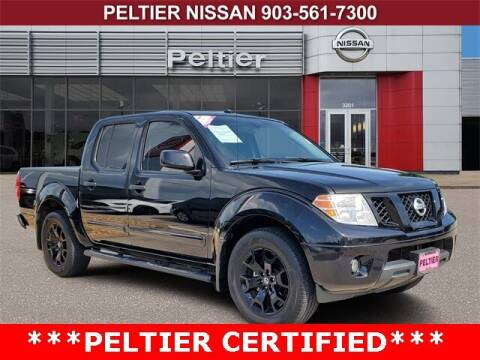 2018 Nissan Frontier for sale at TEX TYLER Autos Cars Trucks SUV Sales in Tyler TX