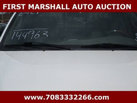 2001 Toyota Tundra for sale at First Marshall Auto Auction in Harvey IL