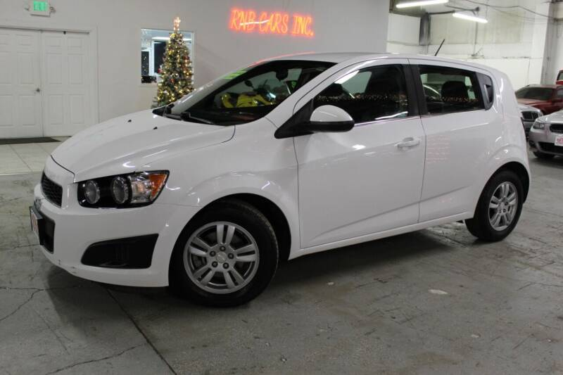 2016 Chevrolet Sonic for sale at R n B Cars Inc. in Denver CO