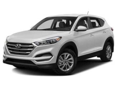 2018 Hyundai Tucson for sale at West Motor Company - West Motor Ford in Preston ID