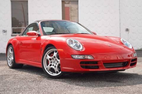 2008 Porsche 911 for sale at Vantage Auto Wholesale in Moonachie NJ