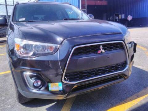 2013 Mitsubishi Outlander Sport for sale at Plymouthe Motors in Leominster MA