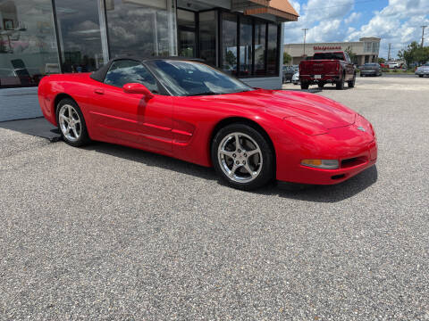 2003 Chevrolet Corvette for sale at Ron's Used Cars in Sumter SC
