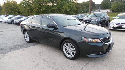 2014 Chevrolet Impala for sale at Unlimited Auto Sales in Upper Marlboro MD