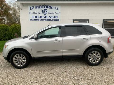 2009 Ford Edge for sale at EZ Motors in Deerfield OH