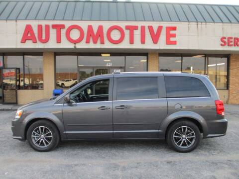 2017 Dodge Grand Caravan for sale at A & P Automotive in Montgomery AL