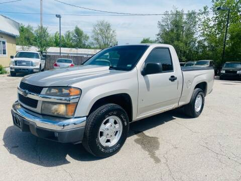 2008 Chevrolet Colorado for sale at Xtreme Auto Mart LLC in Kansas City MO