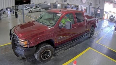 2008 GMC Sierra 2500HD for sale at Gator Truck Center of Ocala in Ocala FL