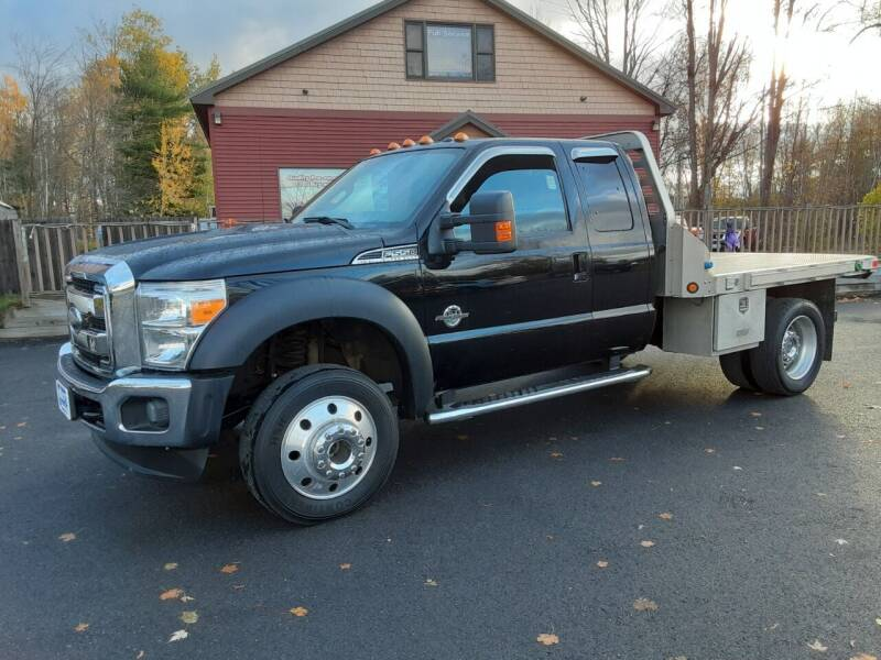 2016 Ford F-550 Super Duty for sale at Marcotte & Sons Auto Village in North Ferrisburgh VT