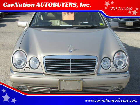 1998 Mercedes-Benz E-Class for sale at CarNation AUTOBUYERS, Inc. in Rockville Centre NY
