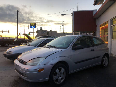 2003 Ford Focus for sale at Direct Auto Sales+ in Spokane Valley WA