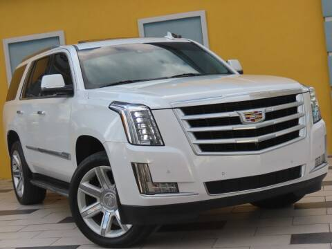 2016 Cadillac Escalade for sale at Paradise Motor Sports LLC in Lexington KY