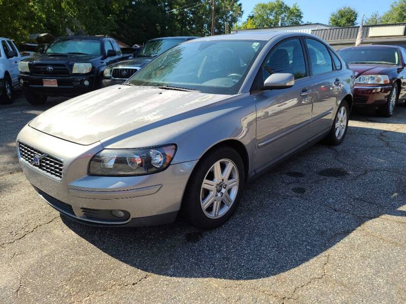 2005 Volvo S40 for sale at E-Motorworks in Roswell GA