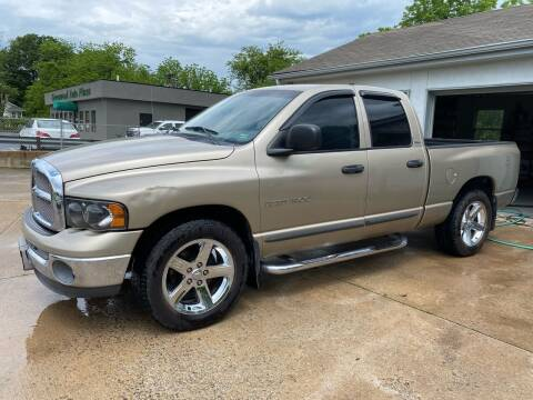2002 Dodge Ram Pickup 1500 for sale at Brewer's Auto Sales in Greenwood MO