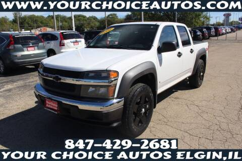 2006 Chevrolet Colorado for sale at Your Choice Autos - Elgin in Elgin IL