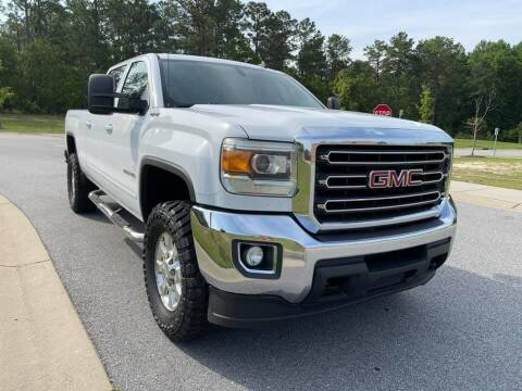 2015 GMC Sierra 2500HD for sale at Gino's Auto Outlet in Fayetteville NC