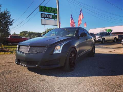 2016 Cadillac ATS for sale at Price Cut Auto Sales in Orlando FL