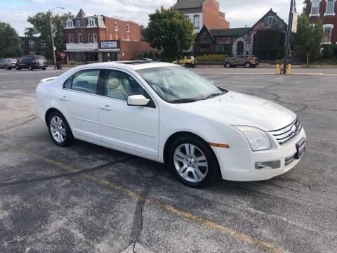 2008 Ford Fusion for sale at DC Auto Sales Inc in Saint Louis MO