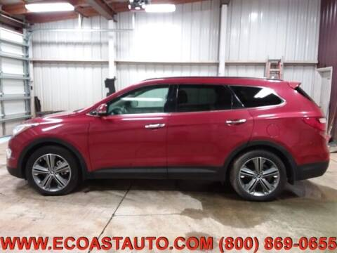 2015 Hyundai Santa Fe for sale at East Coast Auto Source Inc. in Bedford VA