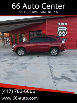 2009 Lexus RX 350 for sale at 66 Auto Center in Joplin MO