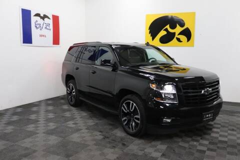 2018 Chevrolet Tahoe for sale at Carousel Auto Group in Iowa City IA