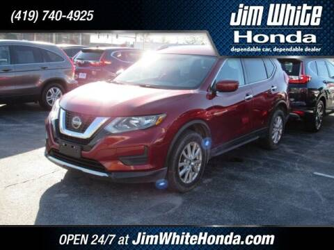 2018 Nissan Rogue for sale at The Credit Miracle Network Team at Jim White Honda in Maumee OH