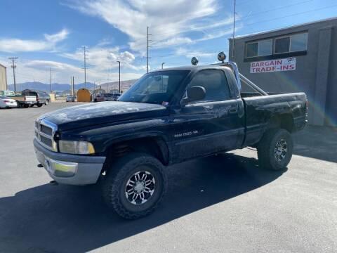 2001 Dodge Ram Pickup 1500 for sale at Auto Image Auto Sales in Pocatello ID