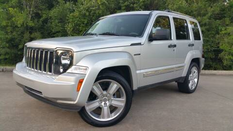 2012 Jeep Liberty for sale at Houston Auto Preowned in Houston TX
