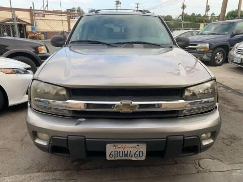 2005 Chevrolet TrailBlazer EXT for sale at Aria Auto Sales in El Cajon CA