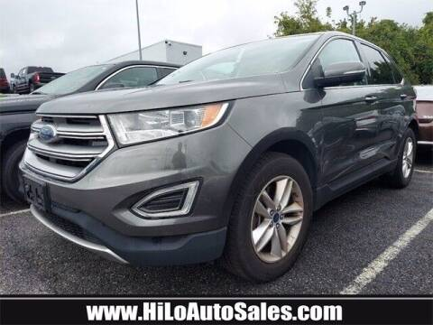 2016 Ford Edge for sale at BuyFromAndy.com at Hi Lo Auto Sales in Frederick MD