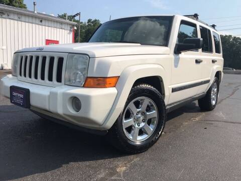 2006 Jeep Commander for sale at Certified Auto Exchange in Keyport NJ