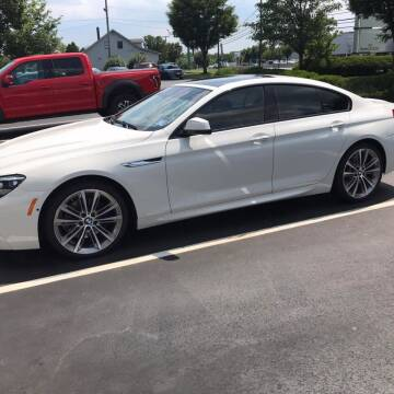 2014 BMW 6 Series for sale at OFIER AUTO SALES in Freeport NY
