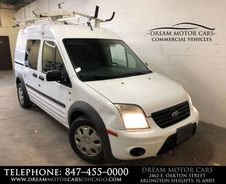 2013 Ford Transit Connect for sale at Dream Motor Cars in Arlington Heights IL