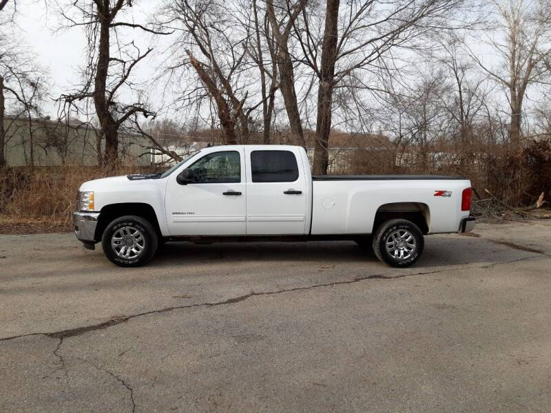 2014 Chevrolet Silverado 2500HD for sale at Rustys Auto Sales - Rusty's Auto Sales in Platte City MO