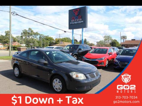 2009 Pontiac G5 for sale at Go2Motors in Redford MI