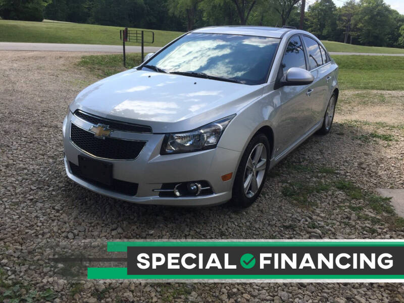 2014 Chevrolet Cruze for sale at Budget Auto Sales in Bonne Terre MO