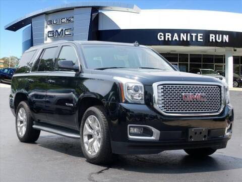 2015 GMC Yukon for sale at GRANITE RUN PRE OWNED CAR AND TRUCK OUTLET in Media PA