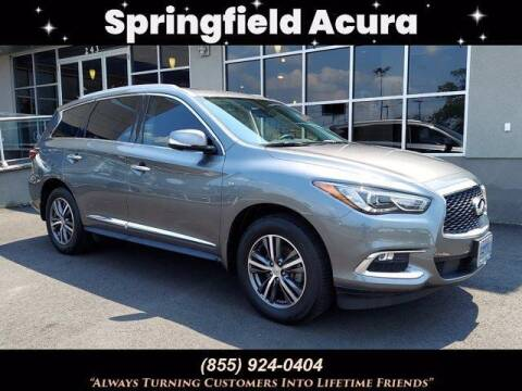 2018 Infiniti QX60 for sale at SPRINGFIELD ACURA in Springfield NJ