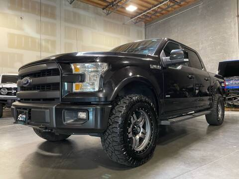 2015 Ford F-150 for sale at Platinum Motors in Portland OR