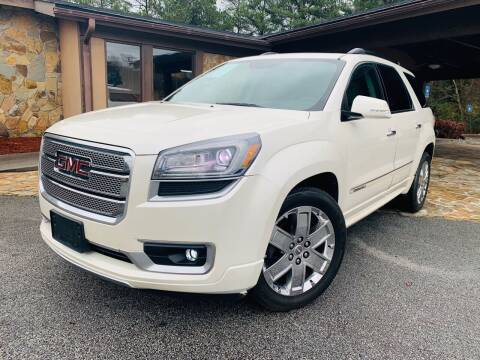 2013 GMC Acadia for sale at Classic Luxury Motors in Buford GA