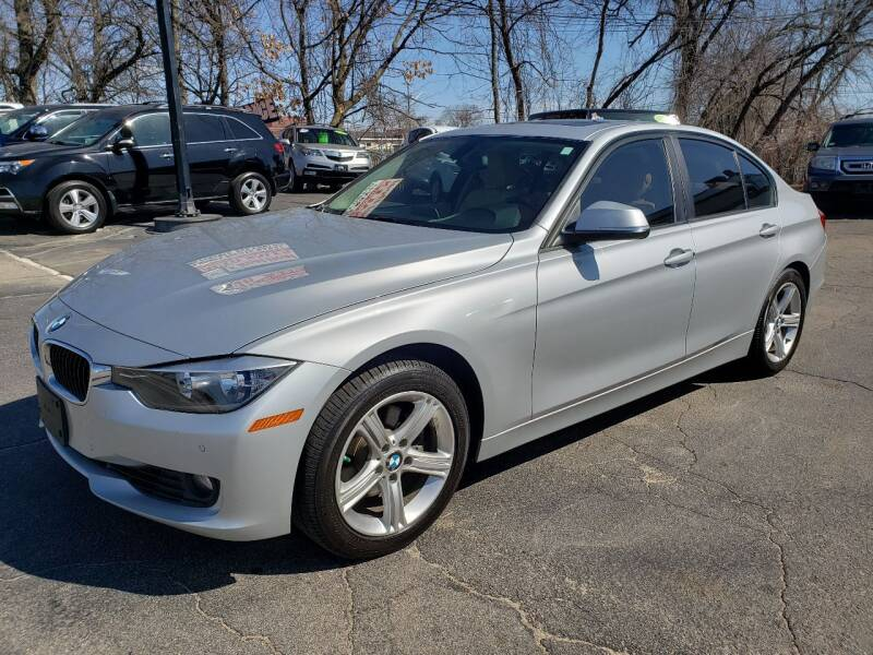 2014 BMW 3 Series for sale at Real Deal Auto Sales in Manchester NH
